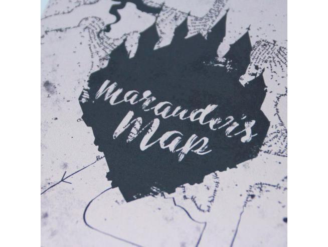 Harry Potter Mappa Del Malandrino Premium A5 Agenda Cerdà
