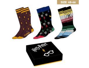 Harry Potter pack 3 men socks CerdÁ