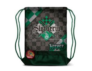 Harry Potter Quidditch Serpeverde Borsa Palestra 48cm Karactermania