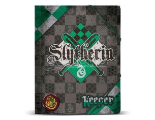 Harry Potter Raccoglitore A4 Quidditch Serpeverde Karactermania