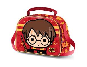 Harry Potter Wand 3d Borsa Per Il Pranzo Karactermania