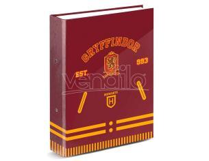 Harry Potter Grifondoro Raccoglitore 4 Anelli A4 Karactermania