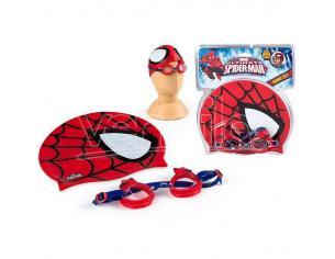 Set gafas gorro Spiderman Marvel Ultimate Marvel