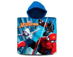 Marvel Spiderman cotton poncho towel Kids Licensing