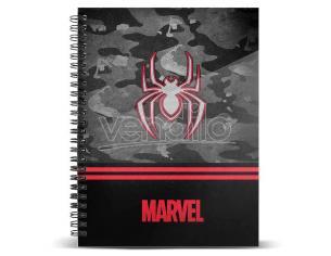 Marvel Spiderman A5 Agenda Karactermania