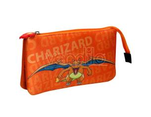 Pokemon Charizard Astuccio Triplo Cyp Brands