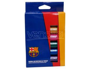 FC Barcelona solid tempera paint in bar box Cyp Brands