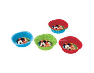Disney Mickey Picnic Ciotola Set Stor