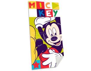 Disney Mickey Cotone Telo Mare Bambino Licensing