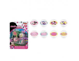 Disney Minnie Assortiti Blister 4 Bouncing Balls Disney