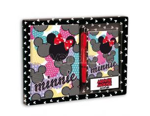 Set diario + listin Minnie Disney Fashionista Perona