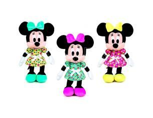 Disney Minnie Assortiti Peluche 30cm Play By Play