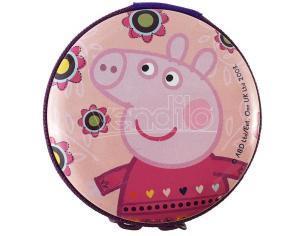 Peppa Pig Metalloic Borsellino Cyp Brands