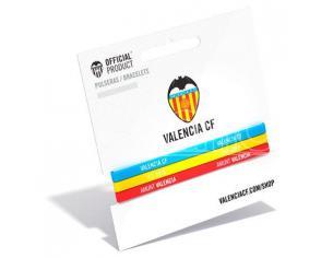 Valencia Cf Tricolor Classic Braccialetto Valencia Cf
