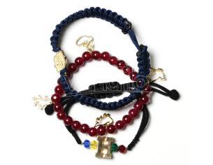Harry Potter Hogwarts bracelets arm Bioworld