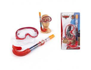 Set gafas tubo bucear Cars Disney Disney