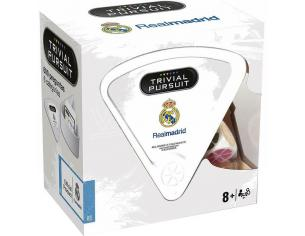 Real Madrid Trivial Pursuit Bite Spagnolo Game Eleven Force