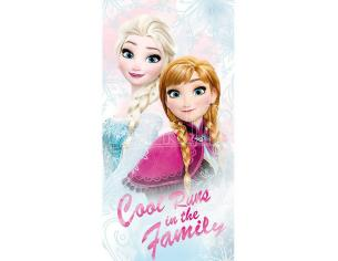 Disney Frozen Cool Runs Cotone Asciugamano Bambino Licensing