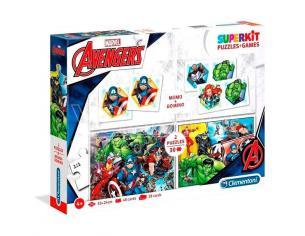 Marvel Avengers SuperKit Clementoni
