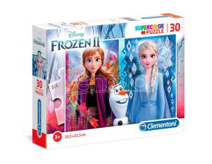 Disney Frozen 2 puzzle 30pcs Clementoni