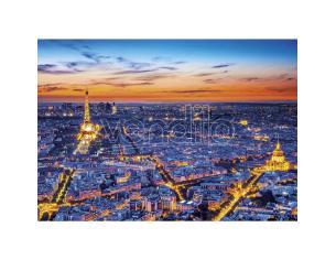 Paris View High Quality puzzle 1500pcs Clementoni