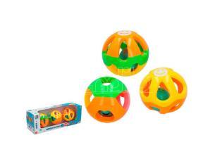 Baby ball rattle set C Baby