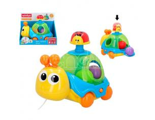 Spin N Pull Snail Winfun
