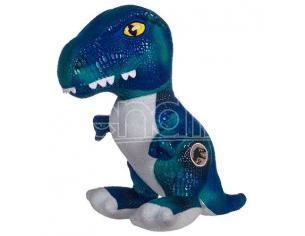 Jurassic World Raptor Blue Dinosaur Peluche 27cm Universal Studios
