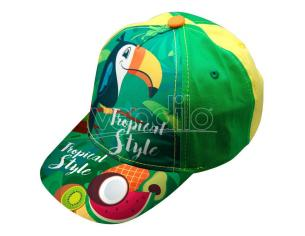 Tropical Style Toucan Cappellino Bambino Licensing
