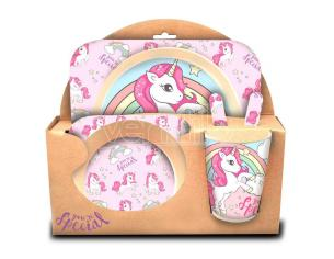 You Are Special Unicorn kitchenware set Kids Licensing