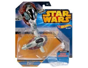 Hot Wheels Star Wars Boba Fett's Slave I Vehicle Hot Wheels