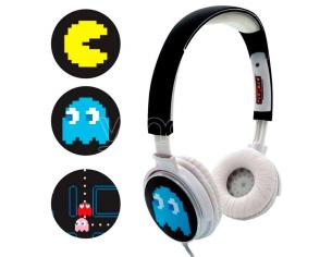 Pac Man customizable headphones Teknofun