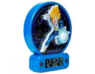 Dragon Ball Z Vegeta alarm clock Teknofun