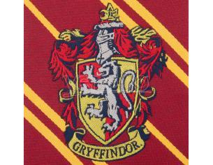 Harry Potter Grifondoro Woven Logo Cravatta Cinereplicas