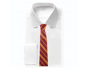 Harry Potter Gryffindor woven logo necktie Cinereplicas