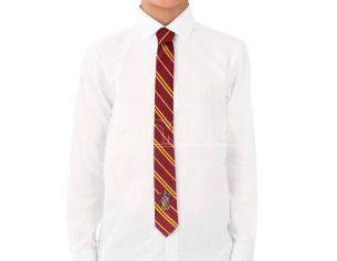 Harry Potter Gryffindor woven logo kids necktie Cinereplicas