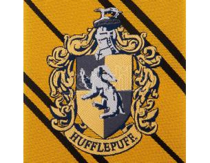 Harry Potter Tassorosso Woven Logo Bambino Cravatta Cinereplicas