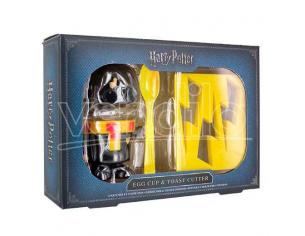 Harry Potter egg cup and toast cutter Paladone