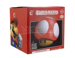 Nintendo Super Mario Bros Mushroom light Paladone