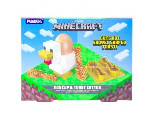 Minecraft Egg cup + toast cutter Paladone