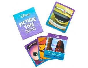 Disney Trivial english card game Paladone