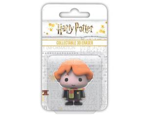 Harry Potter Gomma Per Cancelleria 3D Figurina Ron Blue Sky Studios
