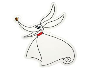 Loungefly Disney Nightmare Before Natale Zero Wristlet Loungefly