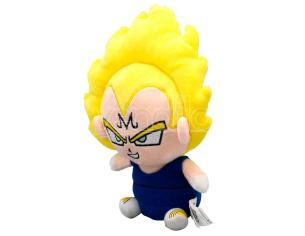 Dragon Ball Z Majin Vegeta Peluche 15cm Just Toys