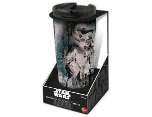 Star Wars stainless steel coffee tumbler 425ml Stor