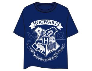 Harry Potter Hogwarts Adulto T-shirt Warner Bros.