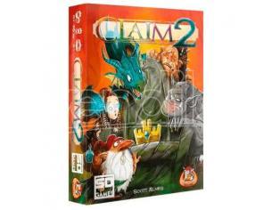 Claim 2 Spagnolo Gioco Da Tavolo Sd Games