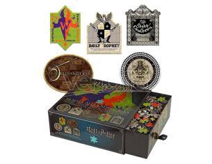 Harry Potter Diagon Alley Shop Signs puzzle 200pcs Noble Collection
