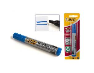 Bic permanent blue marker 2300 Bic