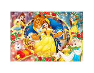Disney Beauty E The Beast Maxi Puzzle 104pcs Clementoni